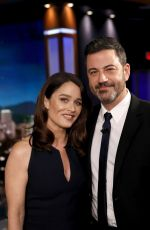Robin Tunney On The