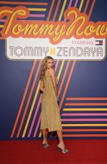 Rose Bertram Attends the Tommy Hilfiger TOMMYNOW Spring 2019: TommyXZendaya Premieres in Paris