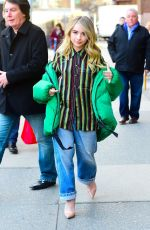 Sabrina Carpenter Out and about in NYC