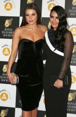 Sair Khan Attends The Royal Television Society Programme Awards 2019 ( RTS Awards ) at the Grosvenor House Hotel in London