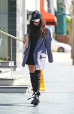 Sarah Hyland Out in Studio City