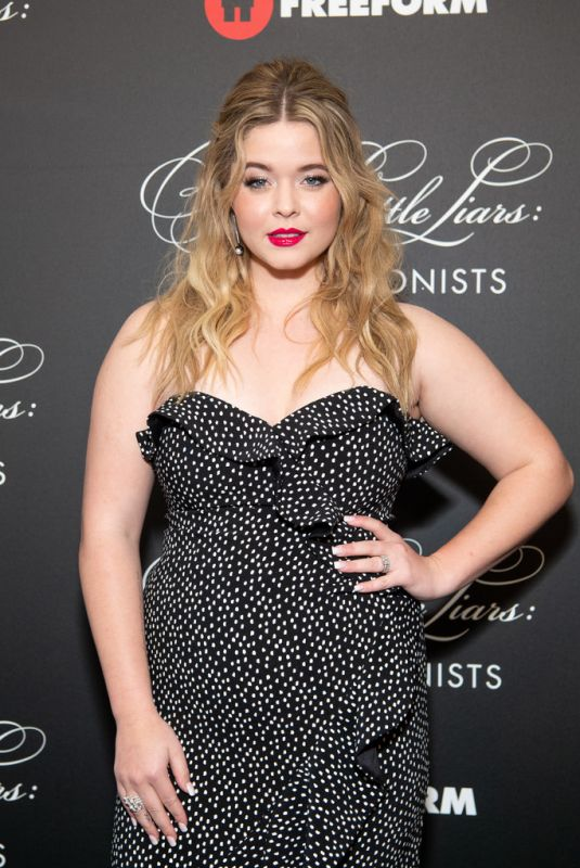 Sasha Pieterse At