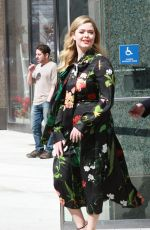 Sasha Pieterse Out and about in Soho