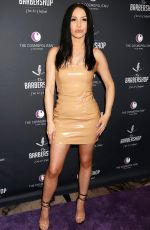 Scheana Shay At Grand opening of The Barbershop Cuts & Cocktails at The Cosmopolitan of Las Vegas