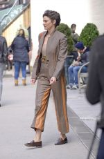 Shailene Woodley Out in New York City