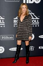 Sheryl Crow At 2019 Rock & Roll Hall Of Fame Induction Ceremony in New York