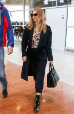 Sienna Miller At Charles-de-Gaulle airport in Paris