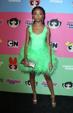 Skai Jackson At Christian Cowan x Powerpuff Girls Runway Show in Los Angeles