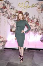 Skyler Samuels At Jamie Chung x 42Gold Event in LA