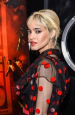 Sofia Boutella At Special Screening Of A24