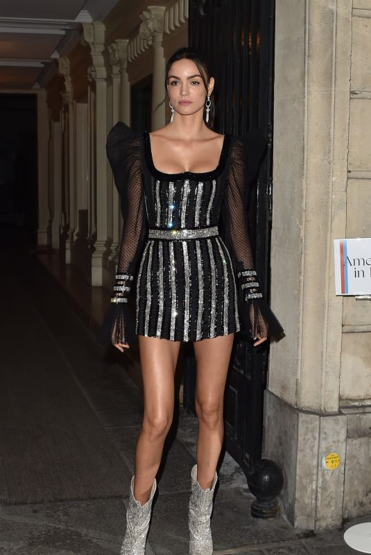 Sofia Resing At Cocktail Party, Paris Fashion Week