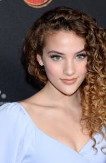Sofie Dossi At Premiere of Disney
