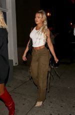 Tammy Hembrow In West Hollywood