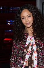 Thandie Newton At Louis Vuitton show during Paris Fashion Week Womenswear Fall/Winter 2019/2020