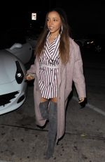 Tinashe Out and about in LA