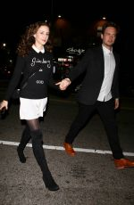 Troian Bellisario & Patrick J. Adams Attend the Good For A Laugh Comedy Fundraiser in Los Angeles