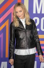 Uma Thurman At 2nd Series Mania Festival in Lille, France