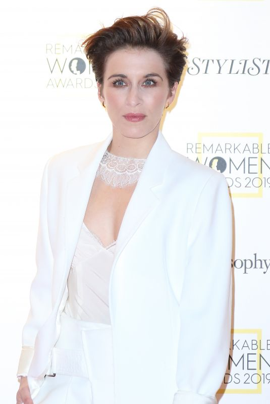Vicky McClure At Stylist