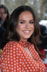 Vicky Pattison At The TRIC Awards in London