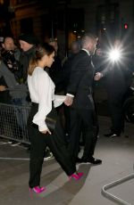 Victoria Beckham At National Portrait Gallery Gala in London