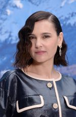 Virginie Ledoyen At Chanel show during Paris Fashion Week Womenswear Fall/Winter 2019/2020