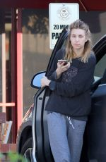 Whitney Port Keeps things casual while stepping out in Los Angeles