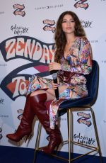 Zendaya At Tommy Hilfiger TOMMYNOW Spring 2019 : TommyXZendaya in Paris