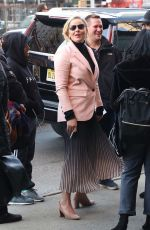 Abbie Cornish Outside The Bowery Hotel in NYC