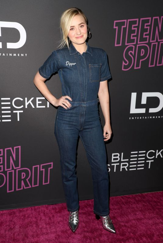 AJ Michalka At Special screening of Bleecker Street