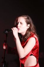 Alice Merton Performs at Jimmy Kimmel Live