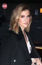 Allison Williams At the 10th Annual DVF Awards in NYC