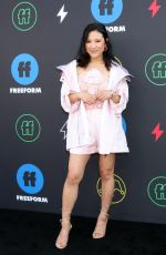Ally Maki At 2nd Annual Freeform Summit at Goya Studios in Los Angeles