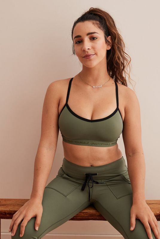 Aly Raisman - Aerie x Aly Collection 2019