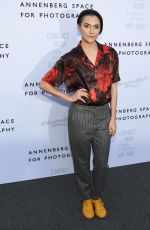 Alyson Stoner At Annenberg Space For Photography 10 Year Anniv. Celebration Opening Exhibition in LA