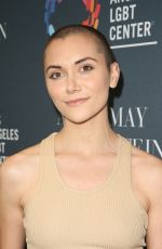 Alyson Stoner At LA LGBT Center