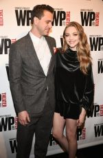 Amanda Seyfried At WP Theatre 40th Anniversary Gala in NY