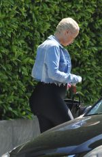 Amber Rose Heads to good friend Tyga