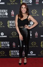 Amber Sweet At 19th Annual Beverly Hills Film Festival Opening Night in Hollywood