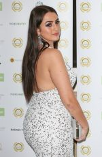 Amel Rachedi At The National Film Awards, Porchester Hall London