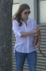 Amy Adams Arrives for a meeting in LA