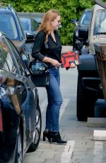 Amy Adams Out in Los Angeles