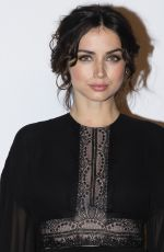 Ana de Armas At Clash De Cartier launch photocall in Paris France