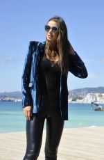 Annabella Hilal At Hotel Martinez during Cannes serie International Festival