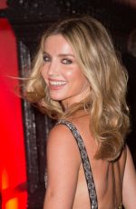 Annabelle Wallis Outside Clash De Cartier Photocall at La Conciergerie in Paris, France