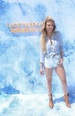 AnnaLynne McCord At Lucky Brand & Rolling Stone Live Present Desert Jam in Palm Springs