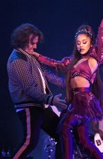 Ariana Grande Performing at Coachella Valley Music and Arts Festival in Indio
