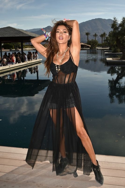 Arianny Celeste At Republic Records Celebrates Their Class Of 2019 at Coachella