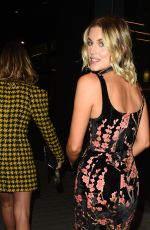 Ashley James Attends Klarna restaurant and bar VIP launch Party in London
