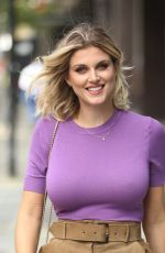 Ashley James Out in Holborn London