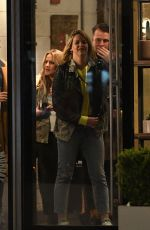 Ashley Roberts Out in London
